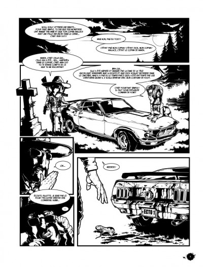 Page 5 apocalypse sur carson city tome 4 - halloween