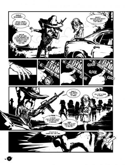 Page 6 apocalypse sur carson city tome 4 - halloween