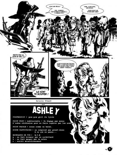 Page 7 apocalypse sur carson city tome 4 - halloween