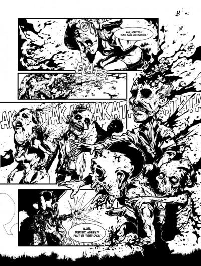 Page 9 apocalypse sur carson city tome 4 - halloween