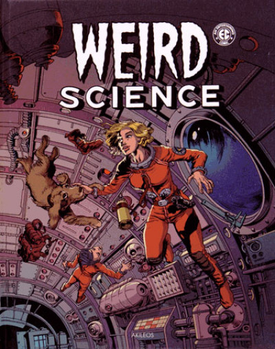 Couverture Weird science tome 2