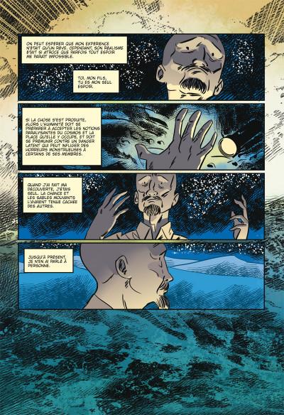 Page 2 dans l'abîme du temps