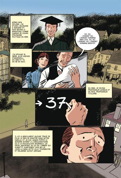 Page 5 dans l'abîme du temps