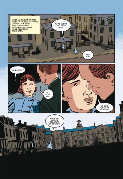 Page 6 dans l'abîme du temps