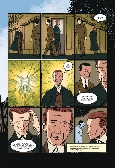 Page 7 dans l'abîme du temps