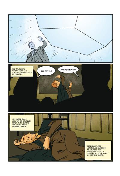 Page 9 dans l'abîme du temps