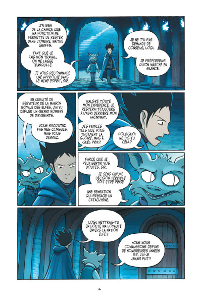 Page 2 Amulet tome 6
