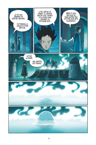 Page 3 Amulet tome 6