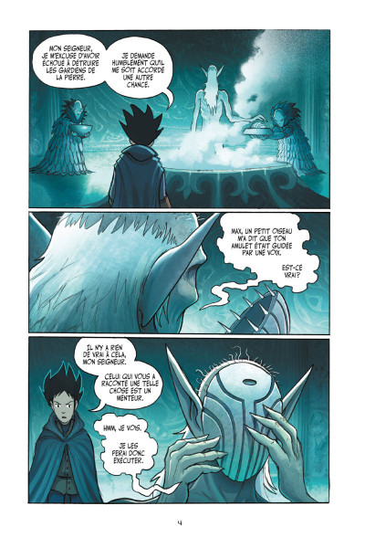 Page 4 Amulet tome 6