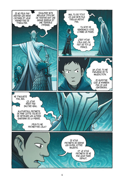 Page 5 Amulet tome 6