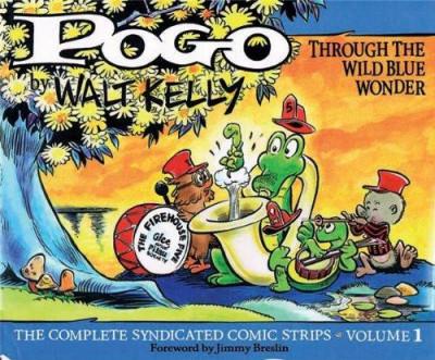 image de Pogo - intégrale tome 1 - 1949-1950
