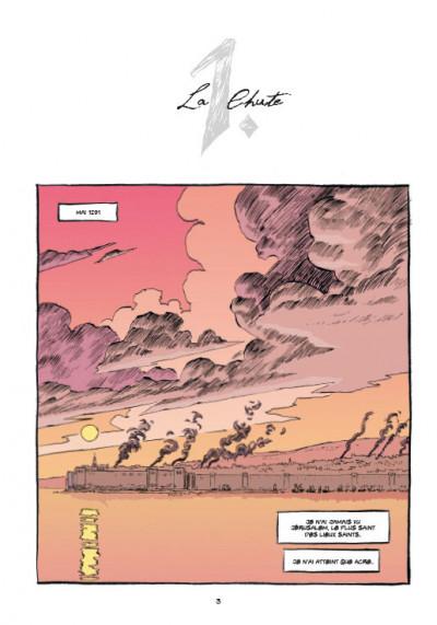 Page 1 templiers tome 1 - la chute