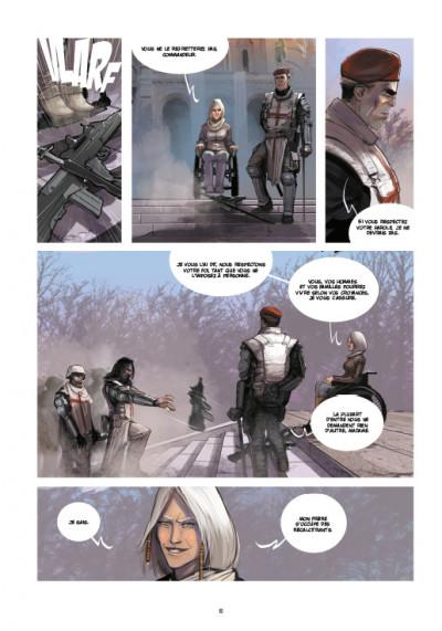 Page 2 Chaos Team  saison 2 tome 1