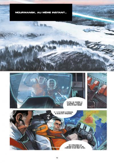 Page 6 Chaos Team  saison 2 tome 1