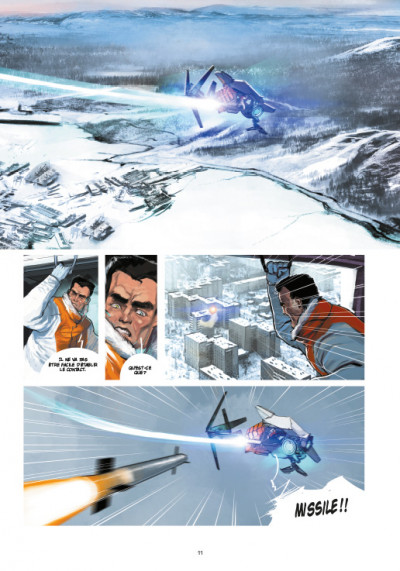 Page 7 Chaos Team  saison 2 tome 1