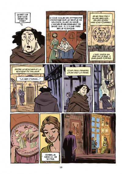 Page 5 Templiers T.2 - le Graal