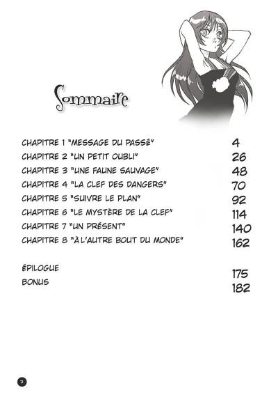 Page 4 amour sucré tome 4