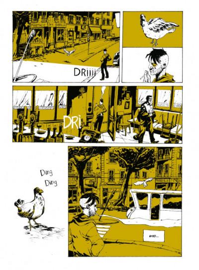 Page 2 l'oiseau chante comme le lui permet son bec