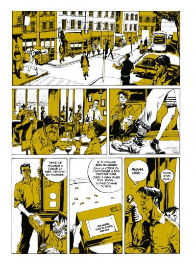 Page 4 l'oiseau chante comme le lui permet son bec