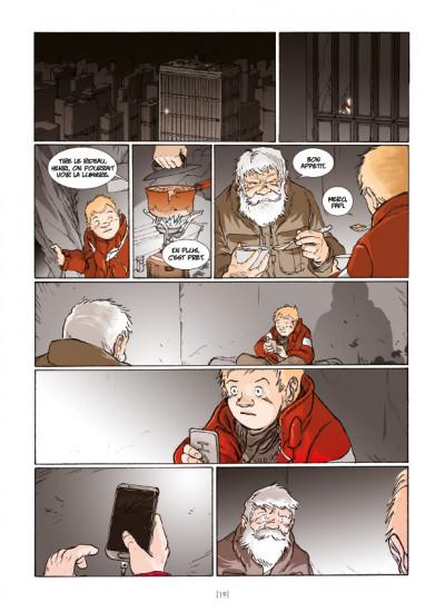 Page 3 brane zero tome 1