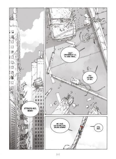 Page 5 brane zero tome 1
