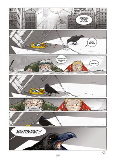 Page 9 brane zero tome 1
