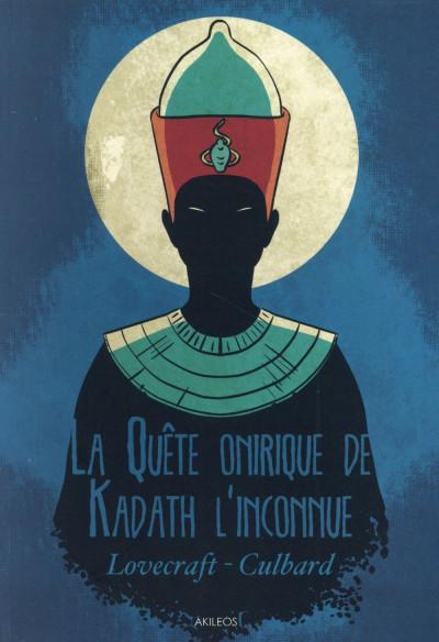 image de La quête onirique de Kadath l'inconnue