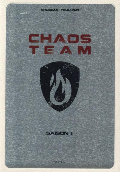 image de chaos team saison 1 - intégrale