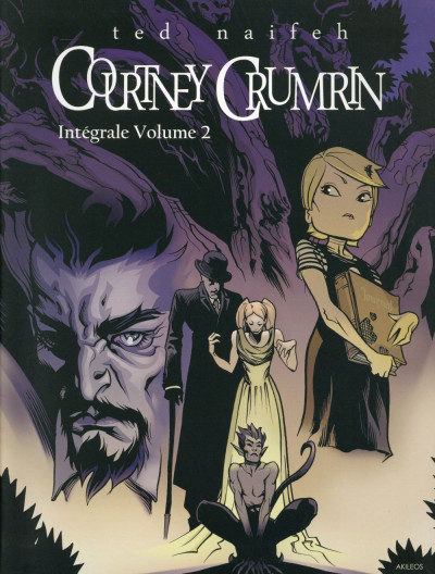 image de Courtney Crumrin - intégrale tome 2