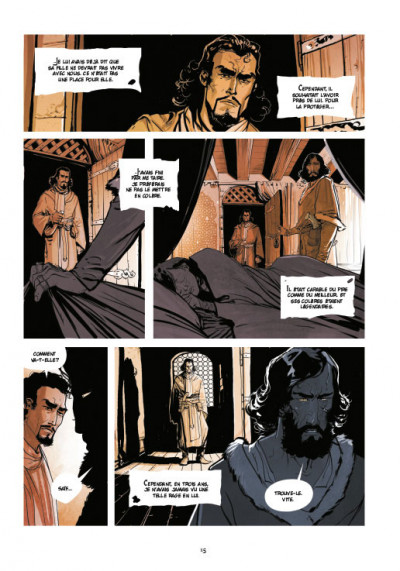 Page 1 Le roy des ribauds tome 1