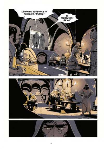 Page 2 Le roy des ribauds tome 1
