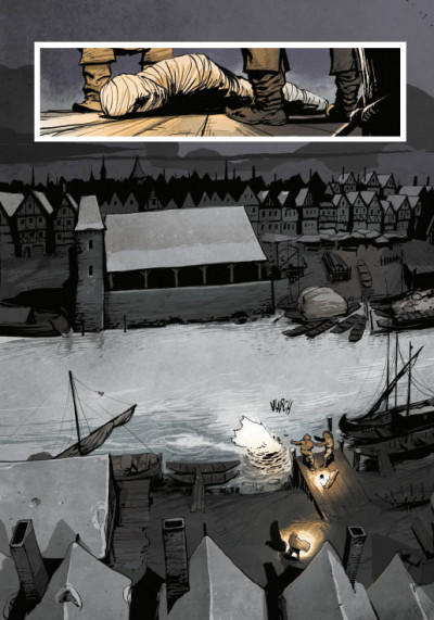 Page 6 Le roy des ribauds tome 1