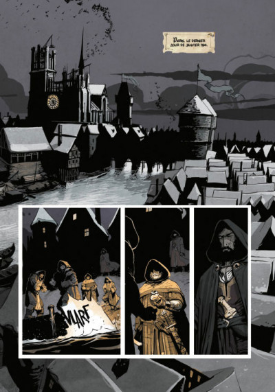 Page 7 Le roy des ribauds tome 1