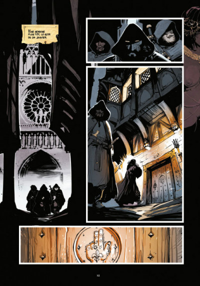 Page 8 Le roy des ribauds tome 1