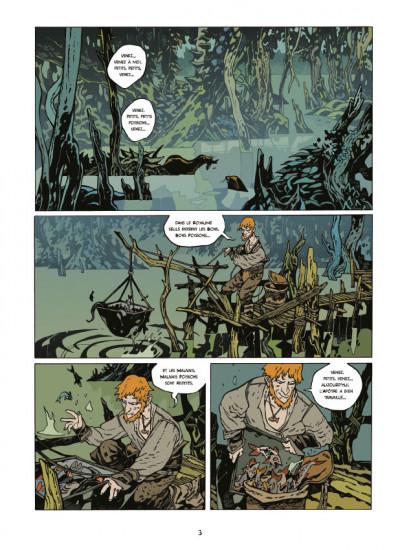 Page 1 La cité des chiens tome 1