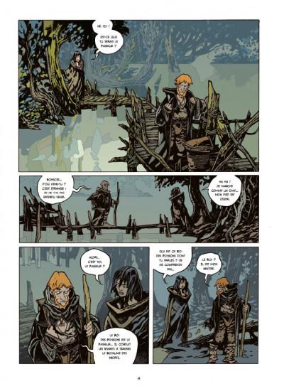 Page 2 La cité des chiens tome 1