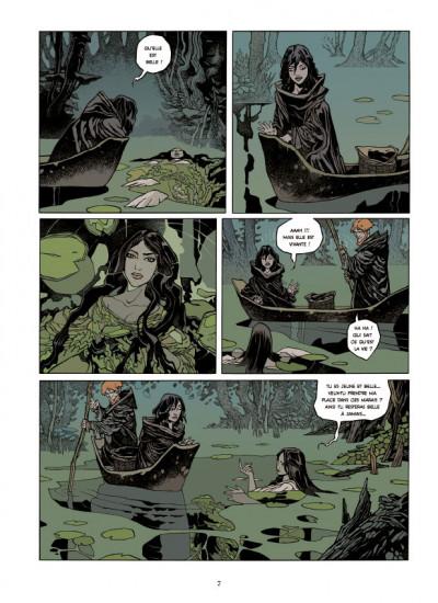 Page 5 La cité des chiens tome 1