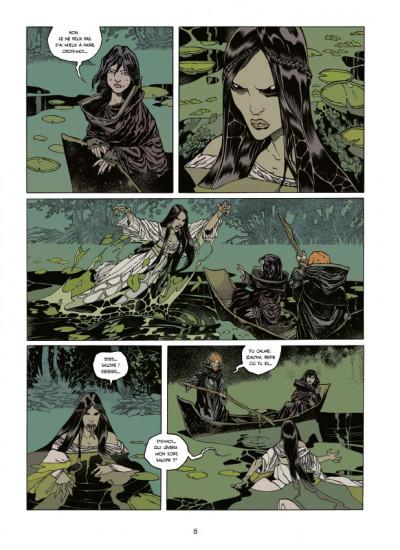Page 6 La cité des chiens tome 1