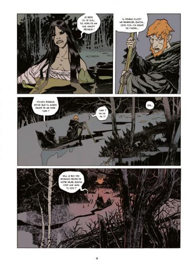 Page 7 La cité des chiens tome 1