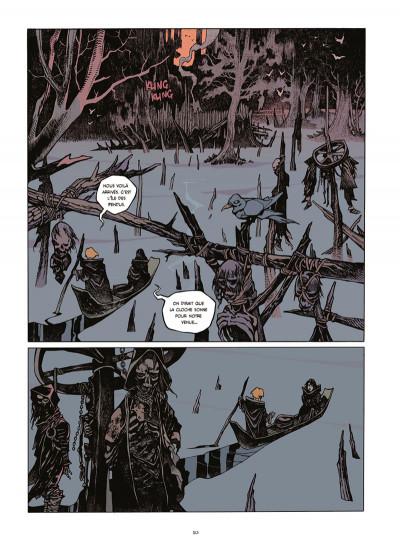 Page 8 La cité des chiens tome 1
