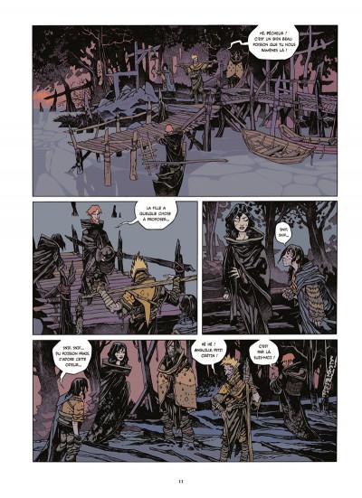 Page 9 La cité des chiens tome 1