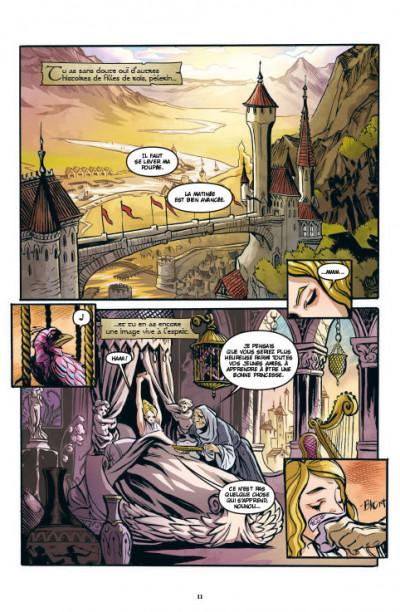 Page 1 Princesse UGG tome 1