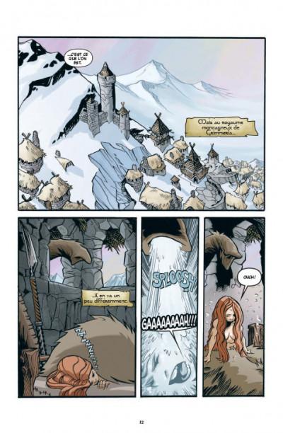Page 2 Princesse UGG tome 1