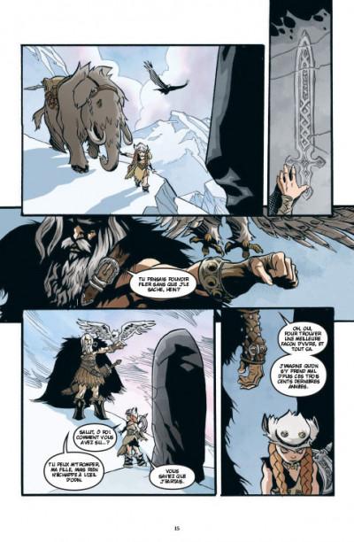 Page 5 Princesse UGG tome 1