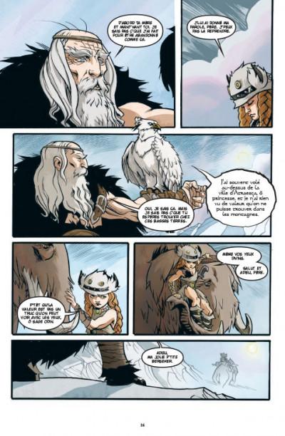 Page 6 Princesse UGG tome 1