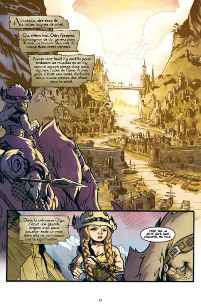 Page 7 Princesse UGG tome 1