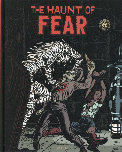 Couverture The haunt of fear tome 1