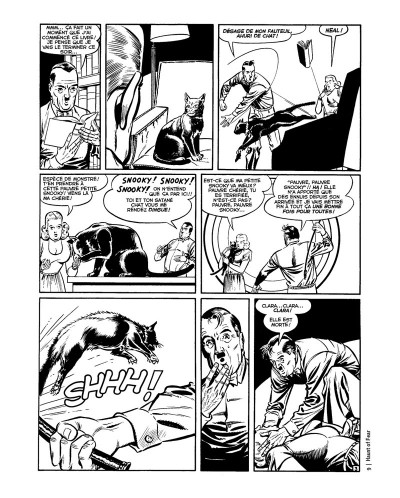 Page 3 The haunt of fear tome 1