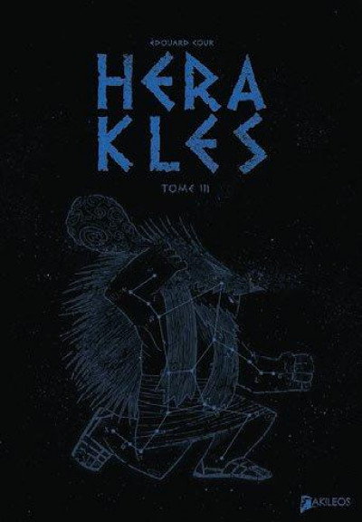 Couverture Herakles tome 3
