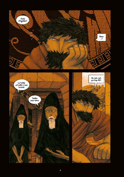 Page 2 Herakles tome 3
